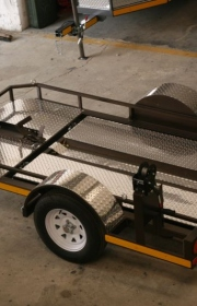 Quickloader Bike Trailers for Sale and Rentals073