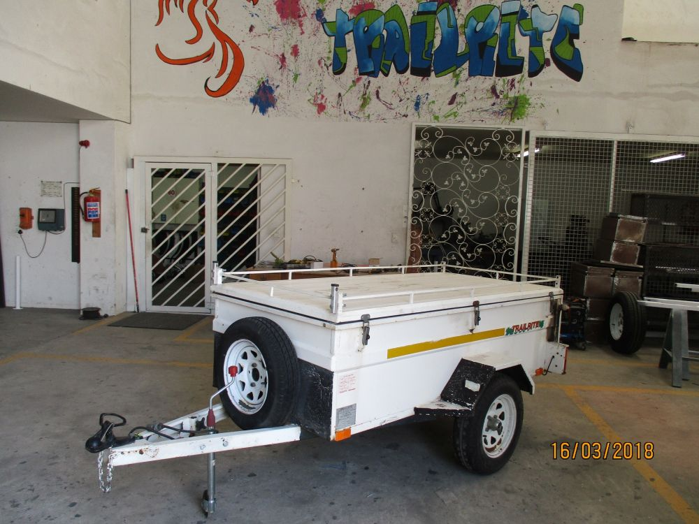 Trailrite Trailers GTO7 luggage trailer001