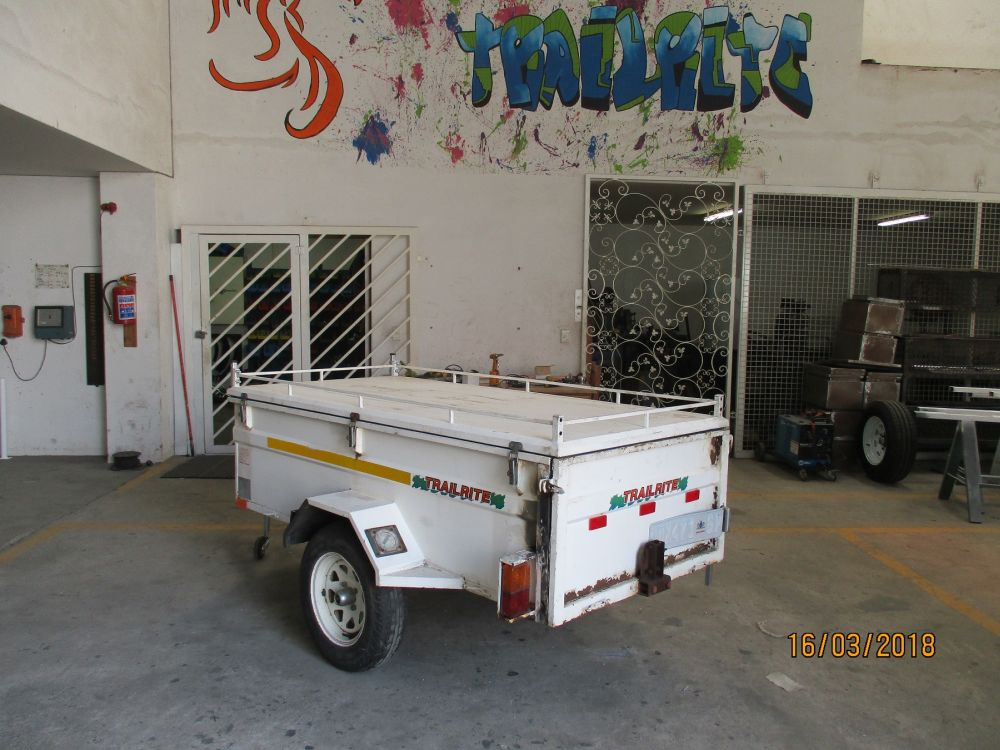 Trailrite Trailers GTO7 luggage trailer002