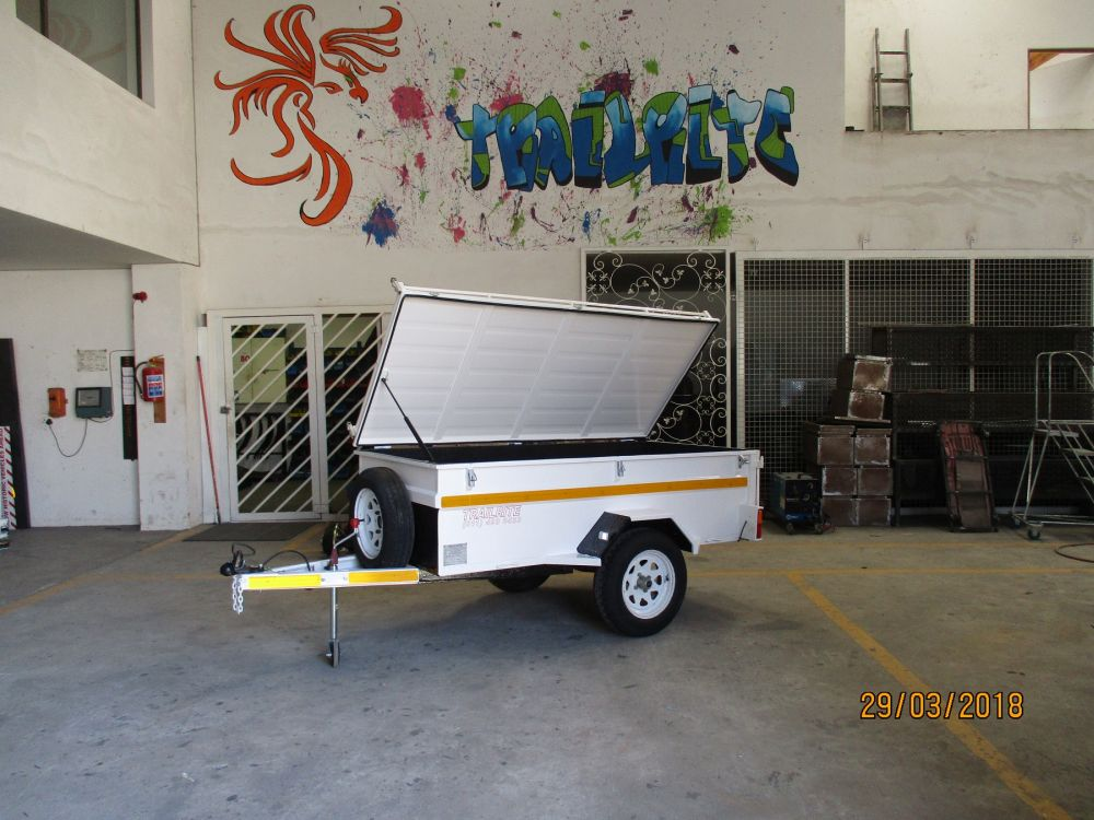 Trailrite Trailers GTO7 luggage trailer004