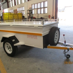 Trailrite Trailers GTO7 luggage trailer005