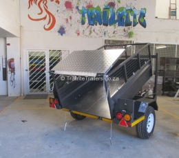 Trailrite tipper trailer 4