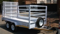 1.5 Ton General Purpose commercial Trailer