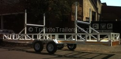 2 Ton Roof Truss Trailer 2 small