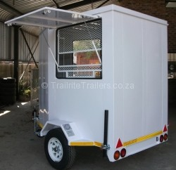 Spaza Shop Trailer Small